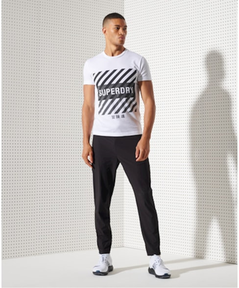 MS310184A | Training Coresport T-shirt met print