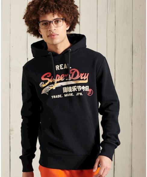 M2011144A | Superdry Vintage Logo Itago hoodie