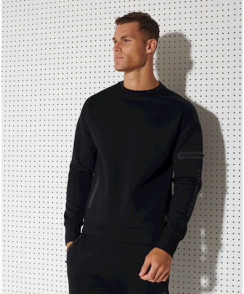 MS310171A | Training Gymtech sweatshirt met ronde hals
