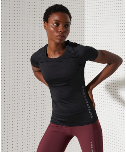 WS310416A | Superdry Training Essential T-shirt
