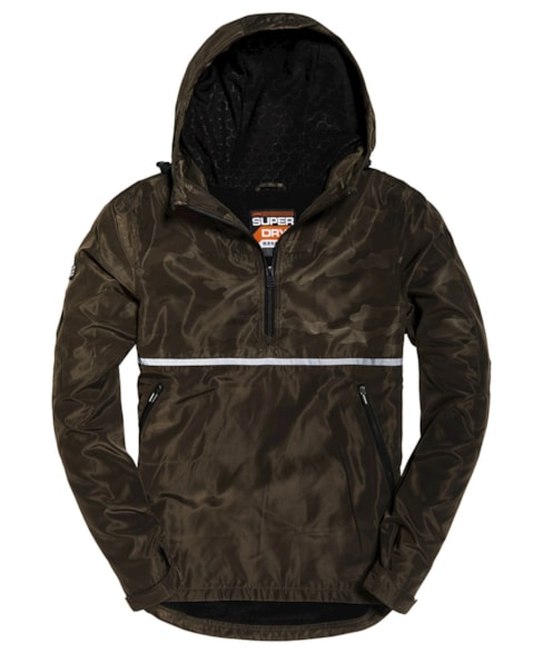 M50100LU | Superdry Bass Core Overhead Cagoule