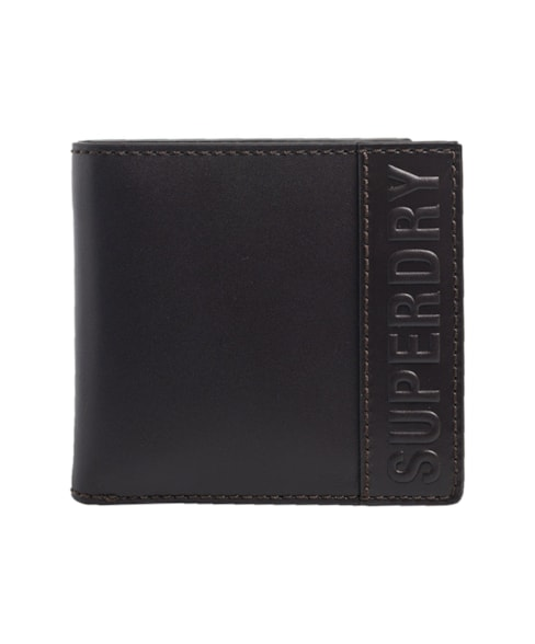 M9810113A | Superdry Vermont Bifold Leather Wallet