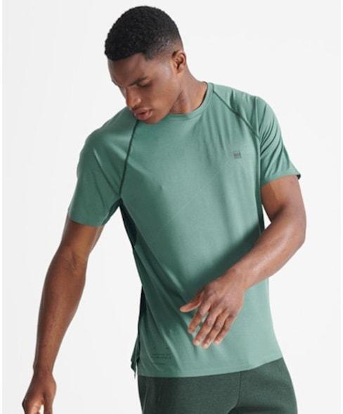 MS310913A | Train Premium T-shirt met korte mouwen