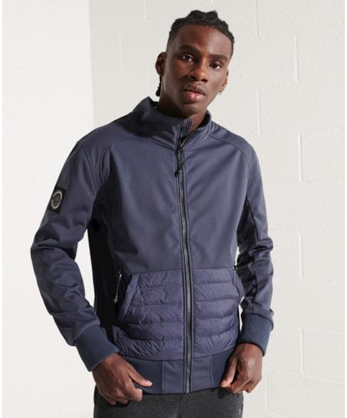 M5011081A | Bonded Soft Shell Jacket