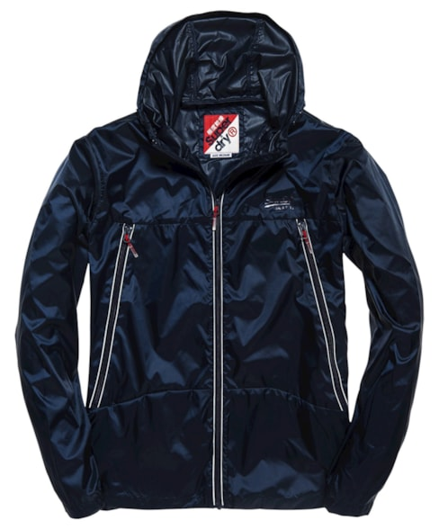 M50105PU | Superdry Offshore Packable Cagoule