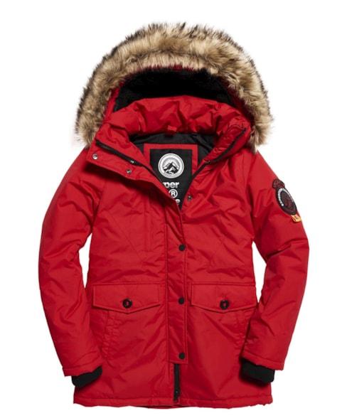 G50004ER | Superdry Ashley Everest Jacket