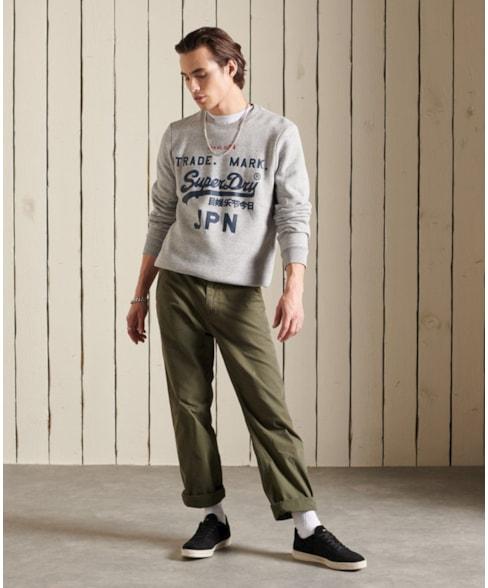 M2011437A   Vintage Logo American Classic sweatshirt
