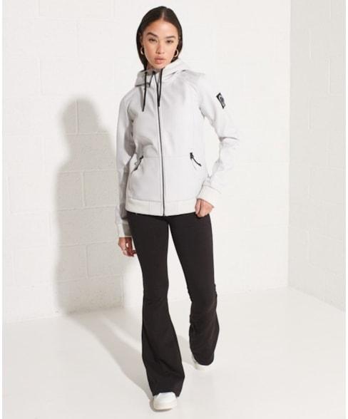 W5010966A   Bonded Soft Shell Jacket