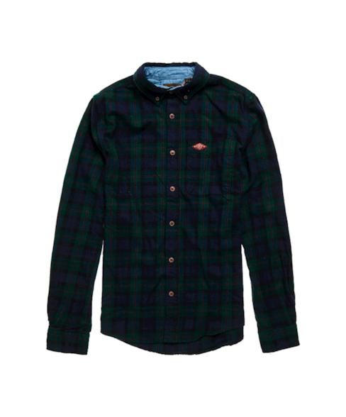 M4010117A | Heritage Lumberjack overhemd