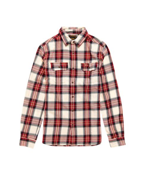 M4010059A | Klassiek Lumberjack overhemd