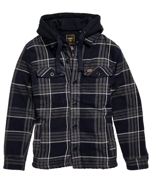 M4010107A | Expedition hoodie
