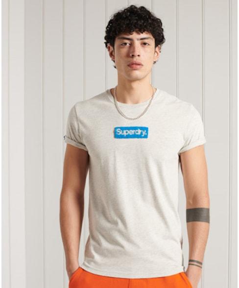 M1011006A | Superdry Standaardgewicht Core Logo Workwear T-shirt
