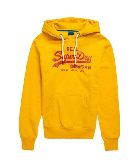 M2010623A | Vintage Logo Rising Sun hoodie