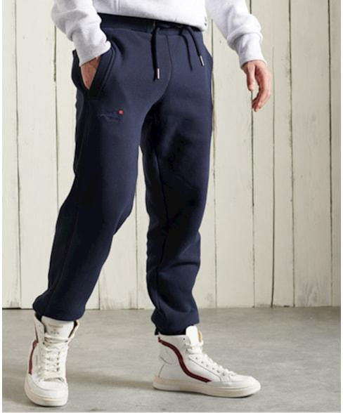 M7010094A | Superdry Klassieke Orange Label joggingbroek