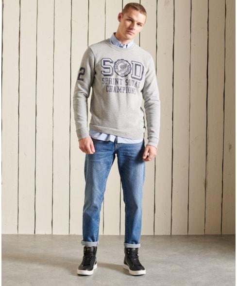 M2011431A | Track  Field sweatshirt