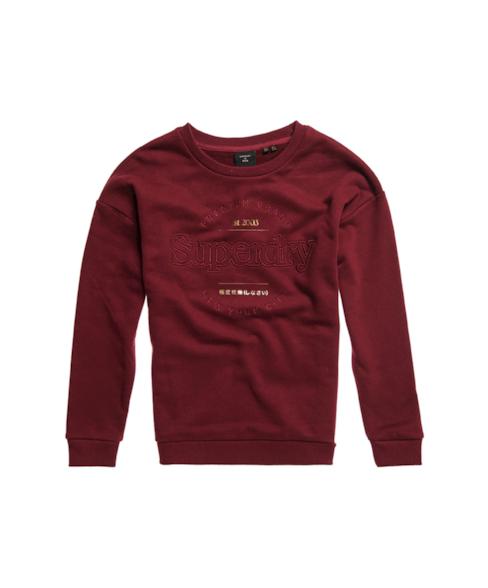 W2010398A | Established sweatshirt met ronde hals