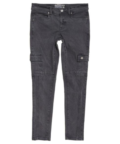 G70102TT | Superdry Daisey Skinny Cargo Trousers