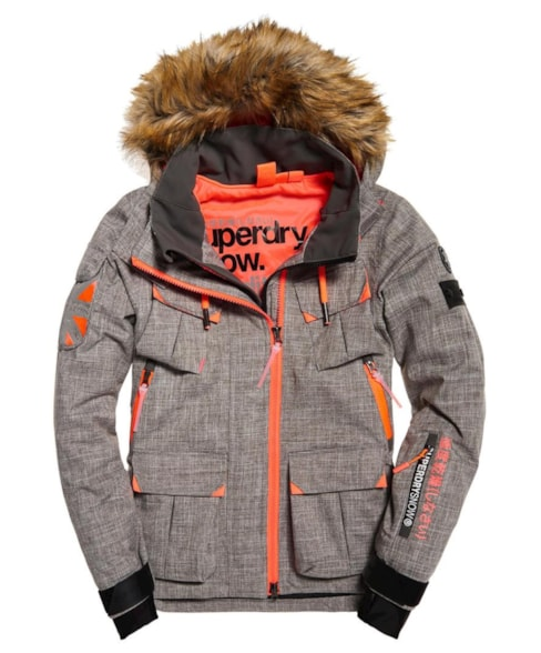 G50007FPF2 | Superdry Ultimate Snow Service Jacket