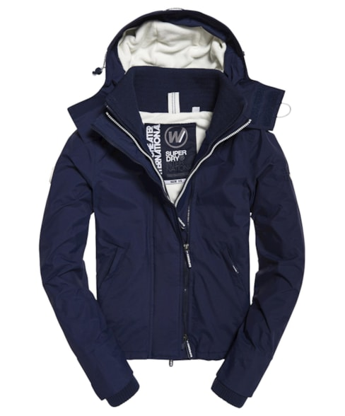 G50002SR | Superdry Arctic Hooded Pop Zip SD-Windcheater Jacket