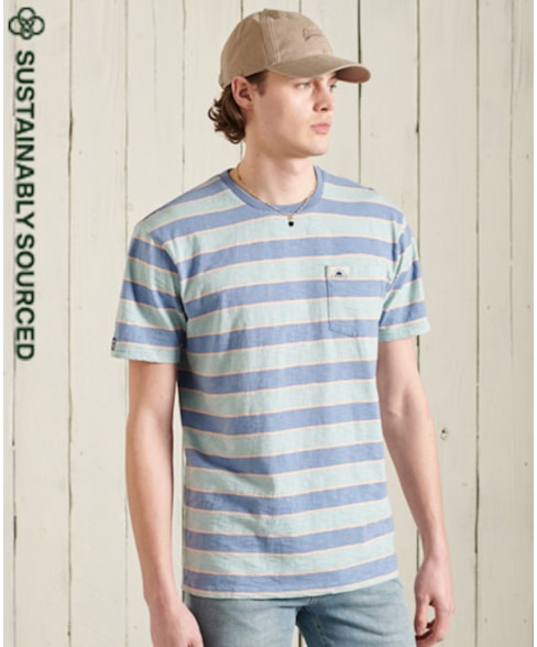 M1010895A | Cali Surf Relaxed Fit Tee