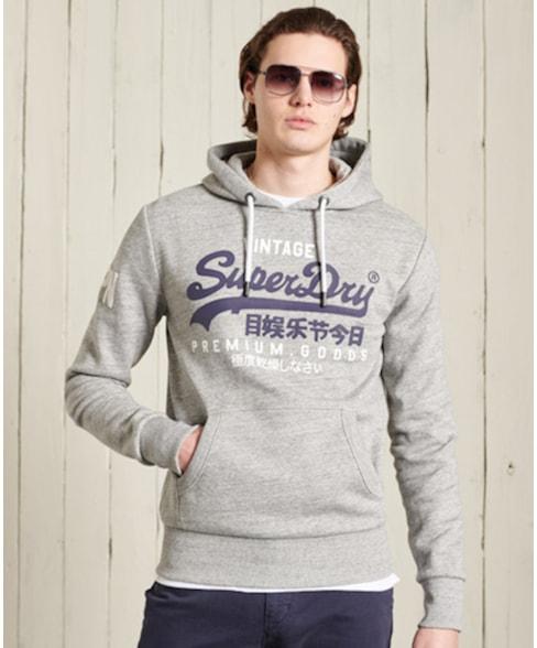 M2010494A | Superdry Vintage Logo hoodie