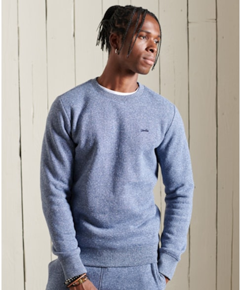 M2011479A | Vintage Logo sweatshirt met ronde hals