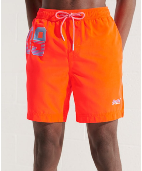 M3010008A | Superdry Waterpolo zwemshort