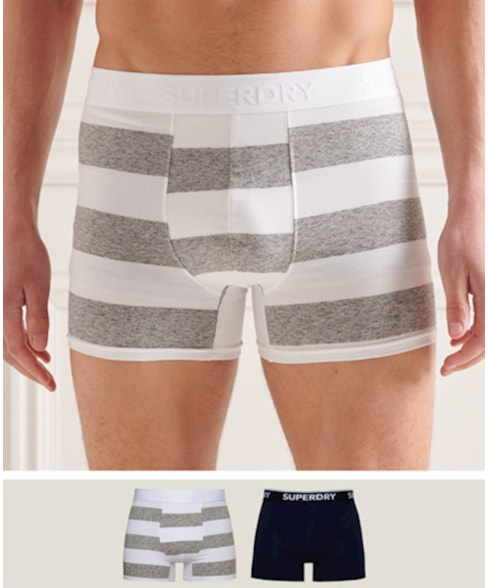 M3110224A | SD CLASSIC BOXER DOUBLE PACK