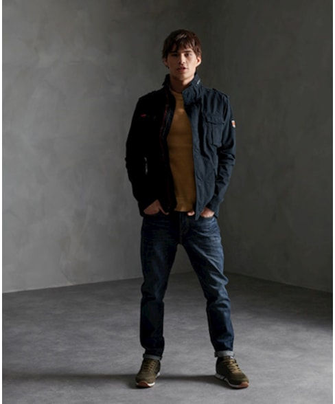 M5010233A | Superdry Classic Rookie Jacket