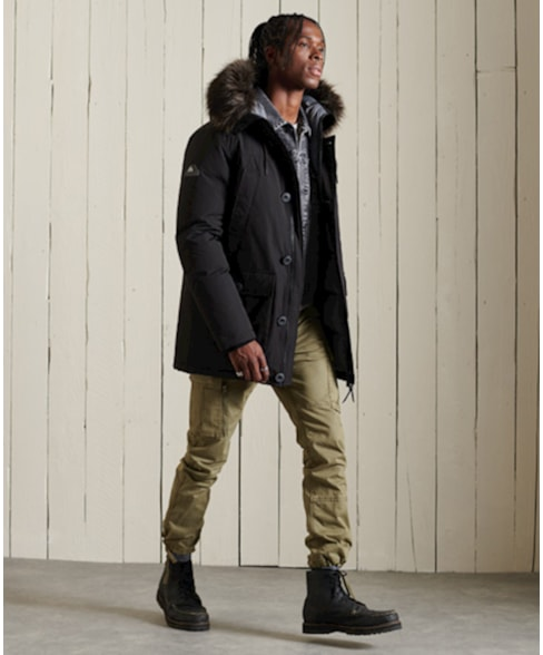 M5011254A   New Rookie Down Parka