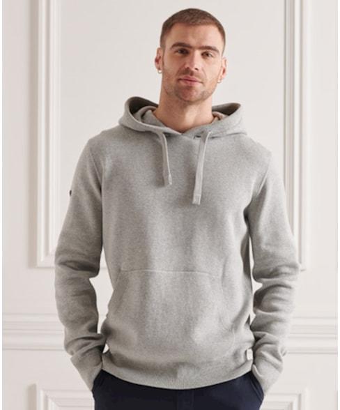 M6110232A | Superdry Katoenen Essential hoodie