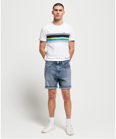 M71001WT   Superdry Conor Taper Shorts