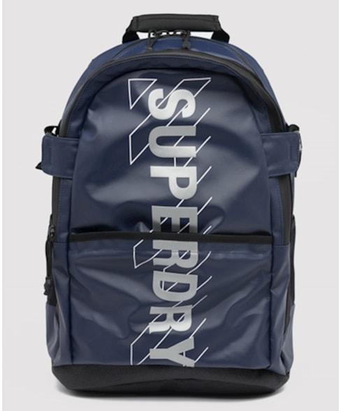 M9110412A | Superdry Sport Code Tarp Backpack