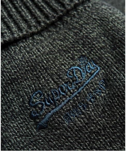 M9310048A | Klassieke handschoenen met vintage logo