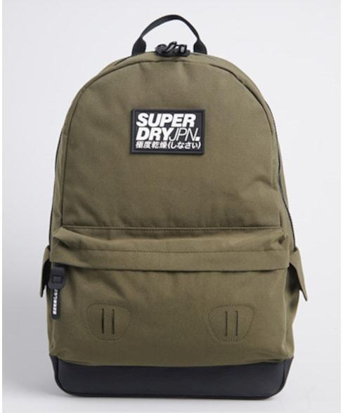 M9110057A | Superdry Classic Montana rugzak