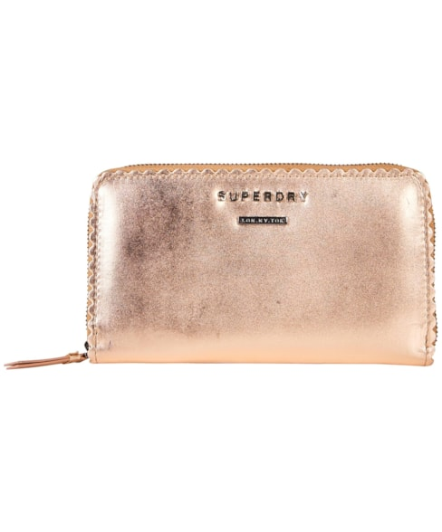 G98008GP | ELEANOR LONG ZIP PURSE