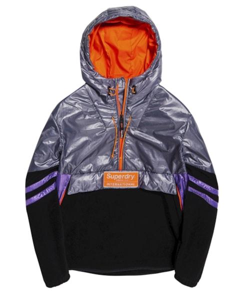 M20102AU | Superdry Polar International Overhead Jacket