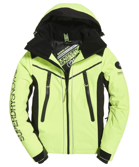 MS1011SR | Superdry Downhill Racer Padded Jacket