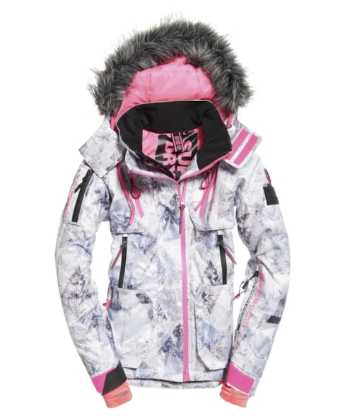 GS1018SR | Superdry Ultimate Snow Action Jacket