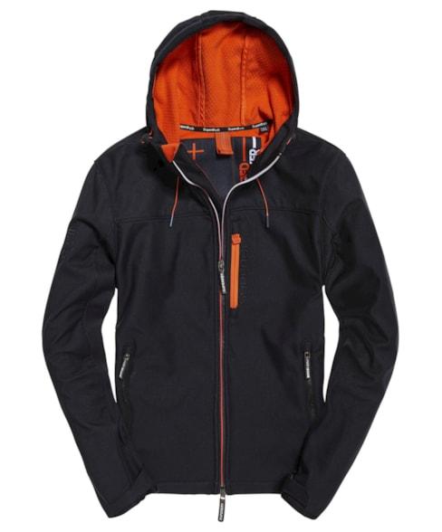 M50001WR | Superdry Hooded SD-Windtrekker Jacket