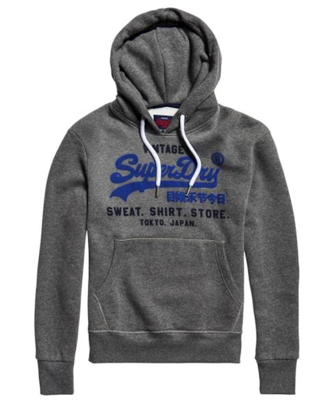 M20004NS   Sweat Shirt Shop Duo-hoodie