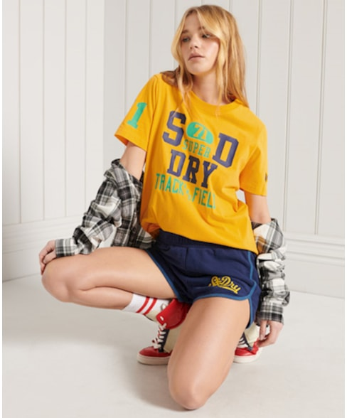 W1010422A | Superdry Collegiate Athletic Union T-shirt