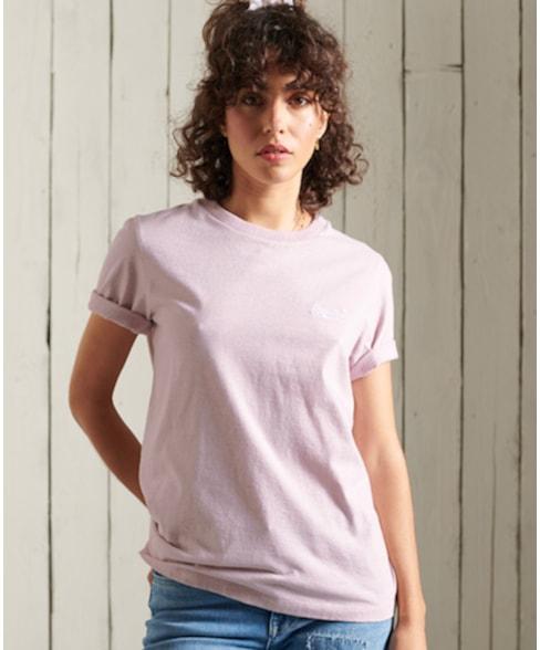 W1010519A | Superdry Klassiek T-shirt van biologisch katoen