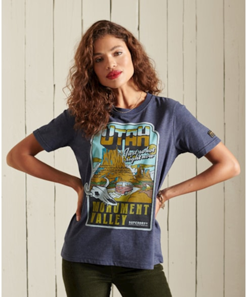 W1010650A   Heritage Mountain T-shirt