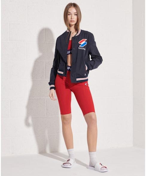 W5010720A | Superdry Varsity jas