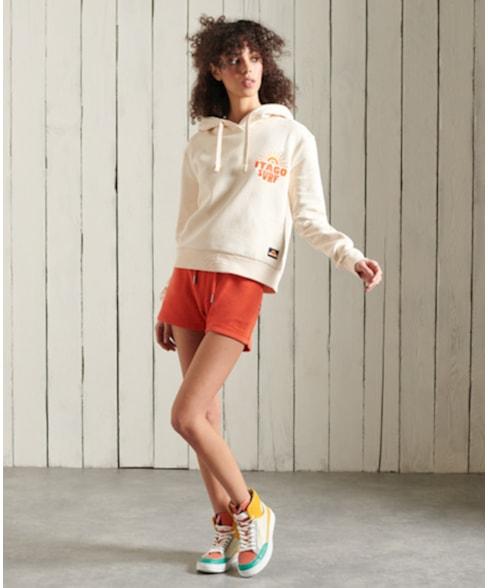 W7110219A   Klassieke jersey Orange Label short
