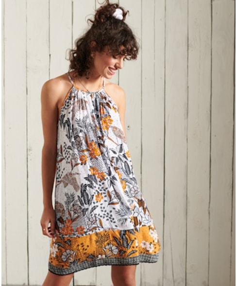 W8010724A | Superdry Beach Cami jurk