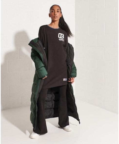 W8010970A | Strike Out T-shirt Dress