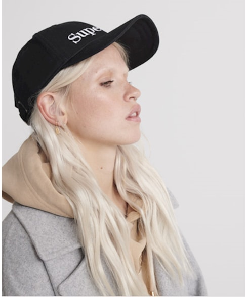 W9010005A   Superdry Embroidery Cap