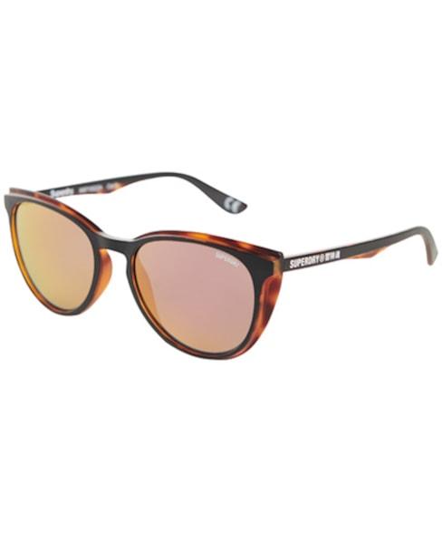 W9710022A | Superdry Ellen zonnebril met uitstekende rand